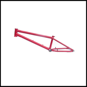 pedal driven cycles custom bmx frame
