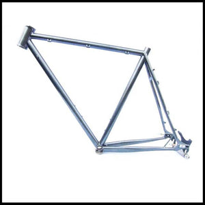 PDC WolfPack-C (City,Gravel) Frame - Pedal Driven Cycles
