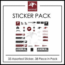 Load image into Gallery viewer, Animal Sticker Pack