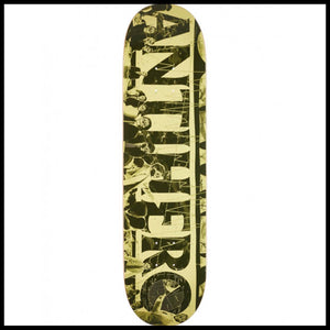 "Anti Hero ""Third Quarter"" Skateboard Deck"
