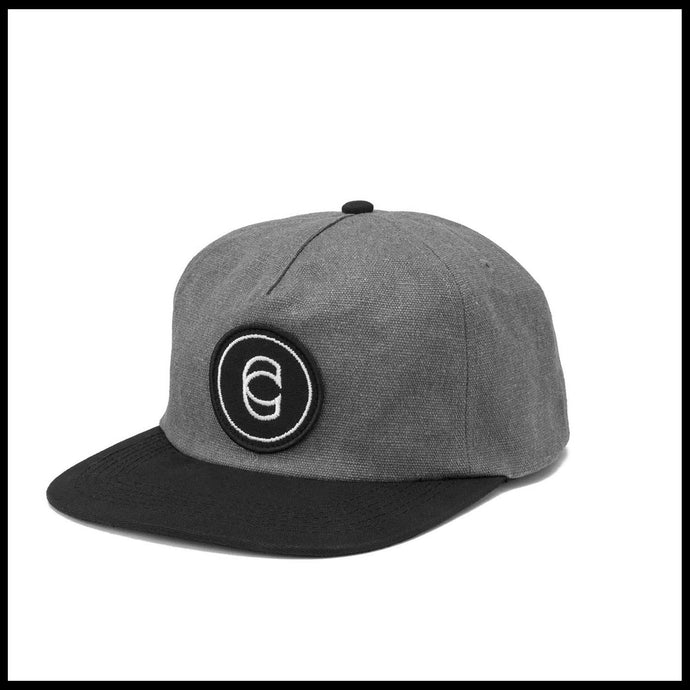 Cinema Classic Canvas Snapback Hat