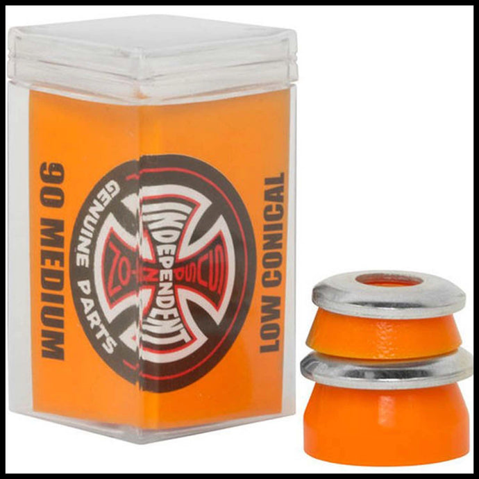 orange Independent 90 Md Skate Bushings, Skateboard