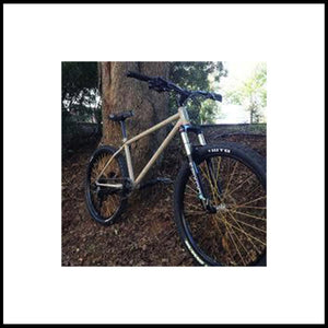 "PDC Dirt Loop 26"" - Pedal Driven Cycles"