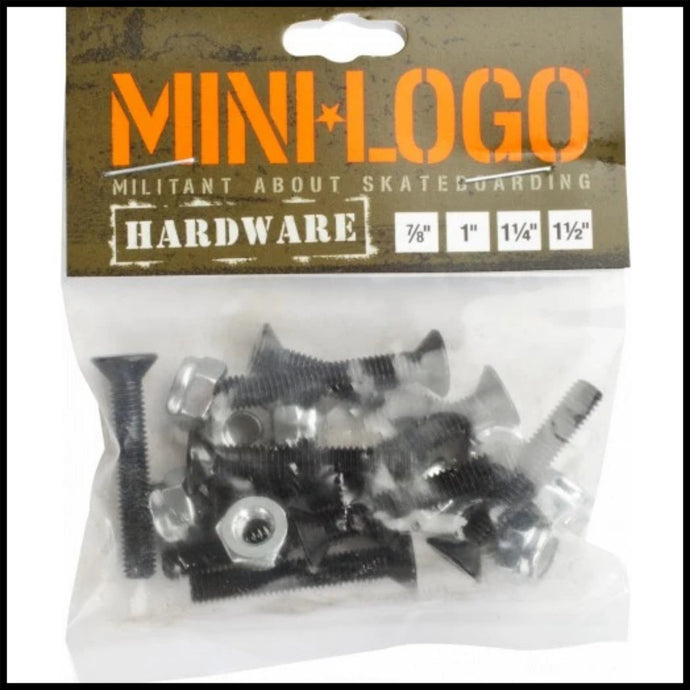 Mini Logo Skate Hardware - Pedal Driven Cycles