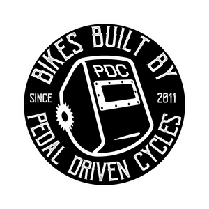 PDC The Duke BMX Frame - Pedal Driven Cycles
