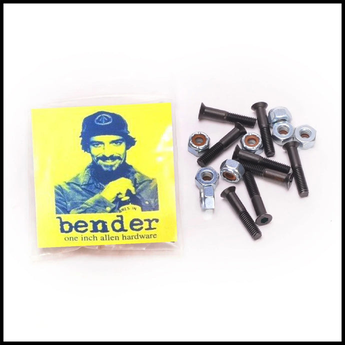 Bender Skate Hardware Phillips or Allen Heads - Pedal Driven Cycles