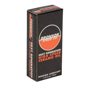 Bronson Speed Co Next Generation High Speed Ceramic Oil - Pedal Driven Cycles