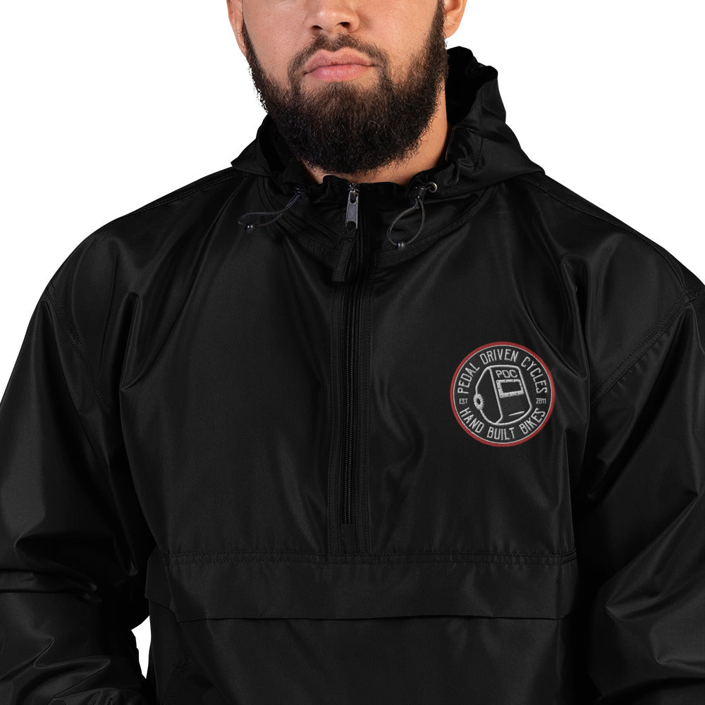 PDC Embroidered Champion Packable Jacket