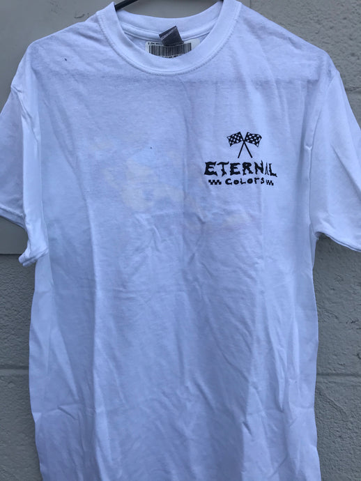 Eternal Colors Race Car Tshirt
