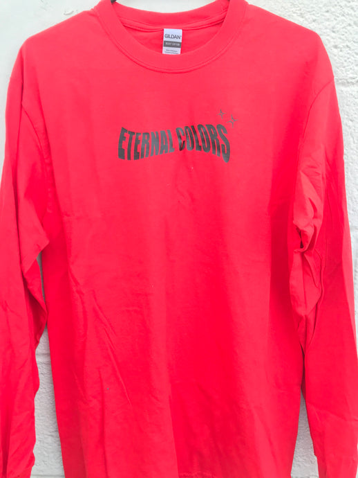Eternal Colors Wavy Long Sleeve