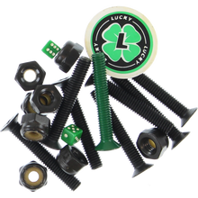 Load image into Gallery viewer, Lucky Skateboard hardware, skate 1 1/4""