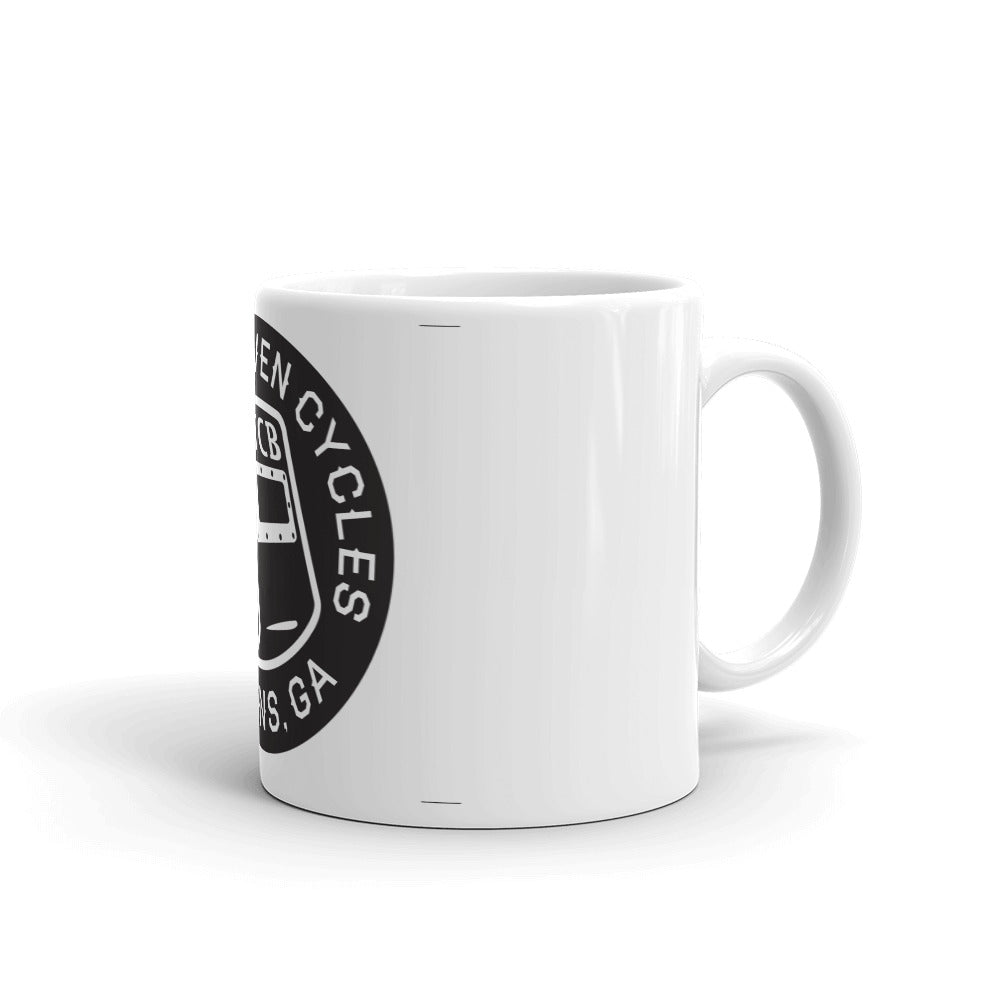 PDC Mug - Pedal Driven Cycles