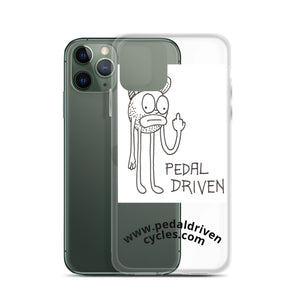 PDC Finger iPhone Case