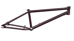 "PDC Operator 22"" BMX Frame Pre Book Open Now - Pedal Driven Cycles"