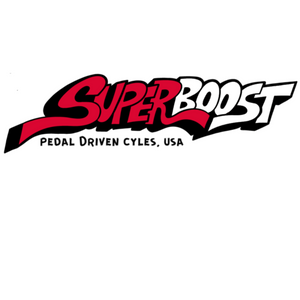 PDC Superboost BMX Frame - Pedal Driven Cycles