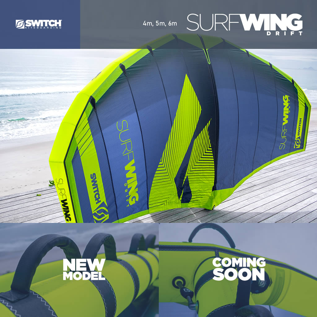 Surf Wing drift coming soon