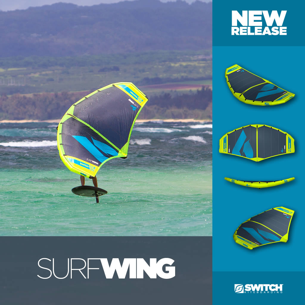 Surf Wing now avalable
