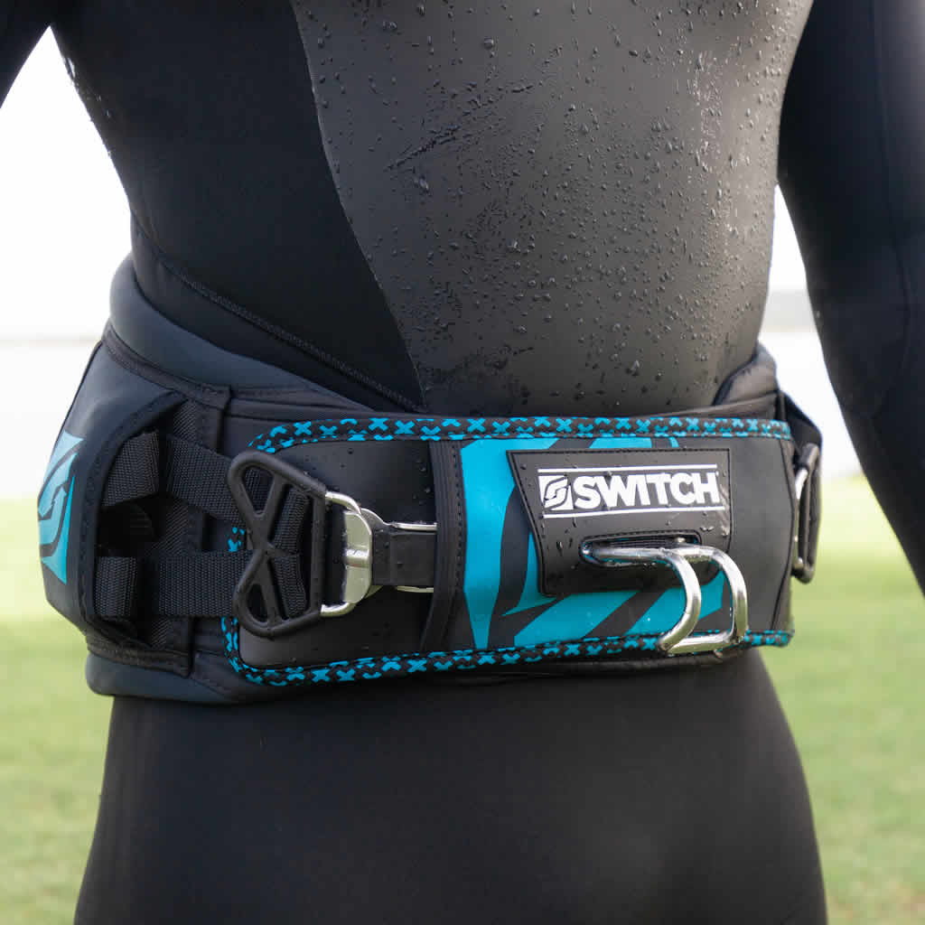 Kiteboarding Harness - Switch Duke
