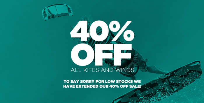 40% OFF SALE EXTENDED