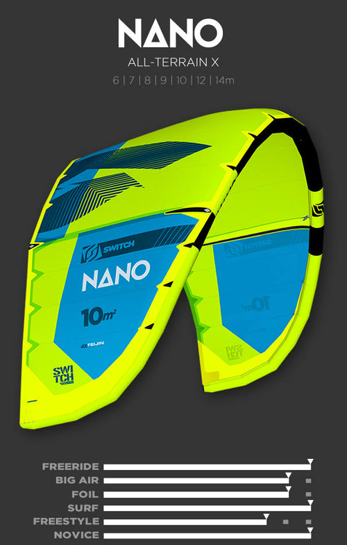 Nano All Terrain Kite