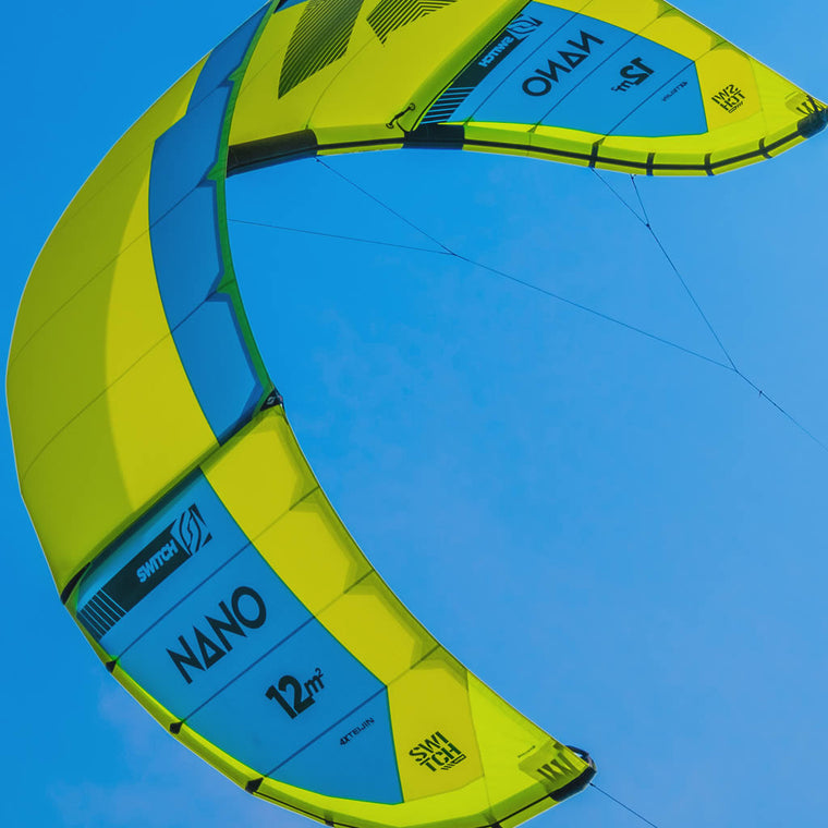 Kiteboarding kite Nano All-Terrain X