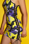 THE 'SIKKA ' CAMOUFLAGE DRESS