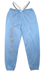 "THE LIMITED EDITION ""ATOMIC  RHINESTONE JOGGERS"""