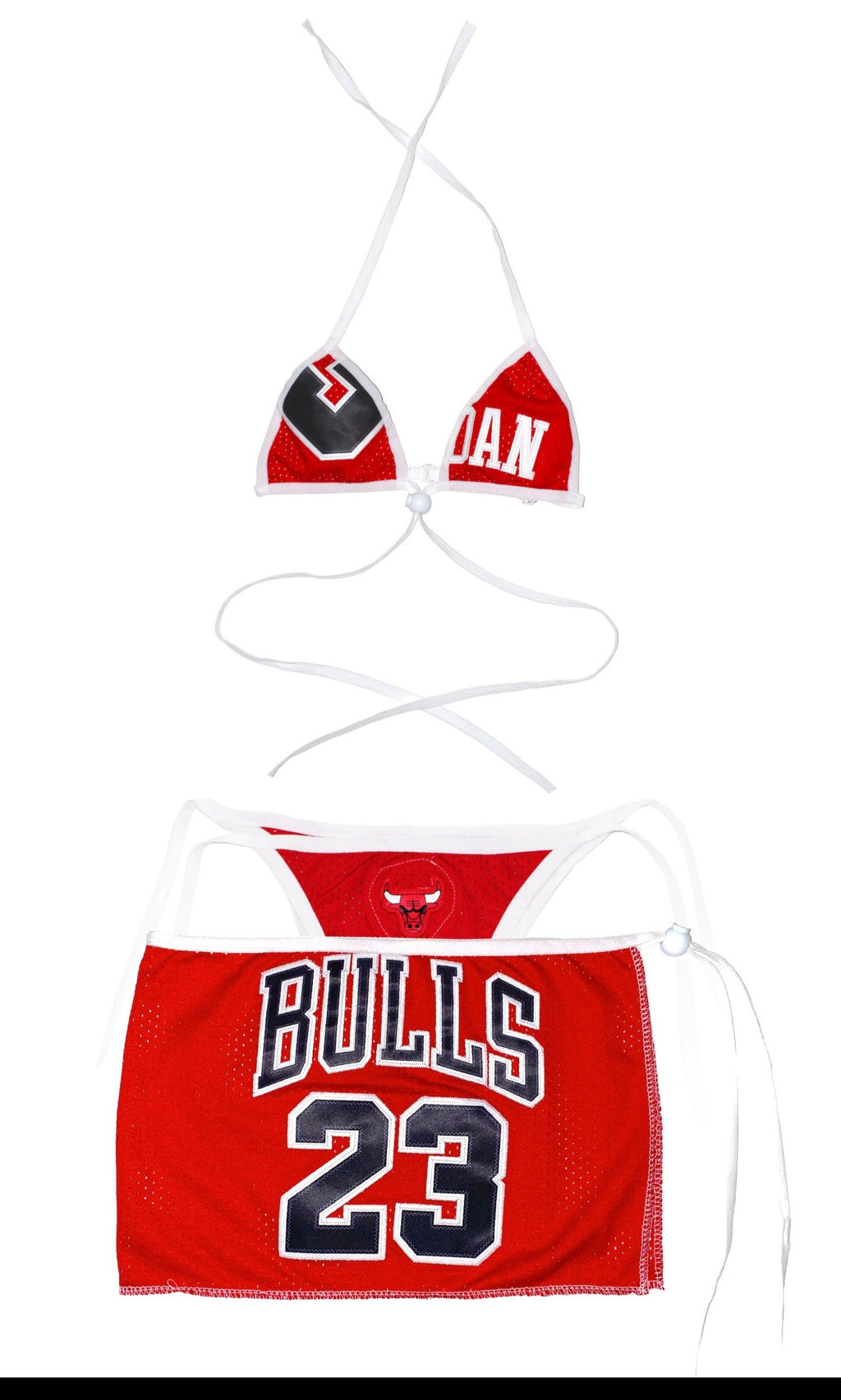 """ CHICAGO BULLS LIMITED 3 PIECE SET"