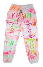 "THE "" DREAMLAND LACED'UP JOGGERS"""