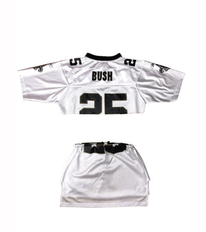 "THE "" SAINT "" BUSH JERSEY SET"