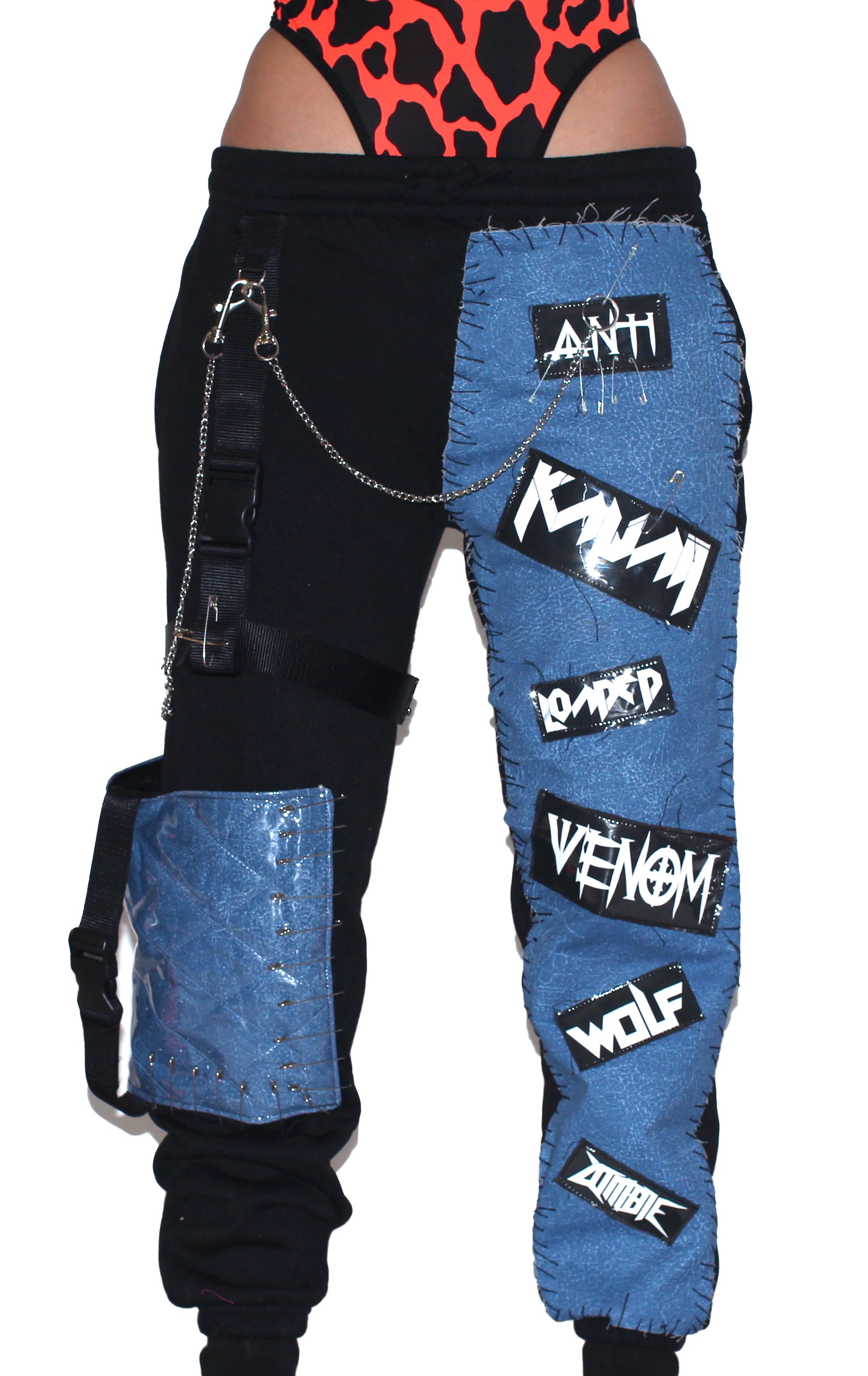 "THE ""VENOM"" JOGGER  PANTS"