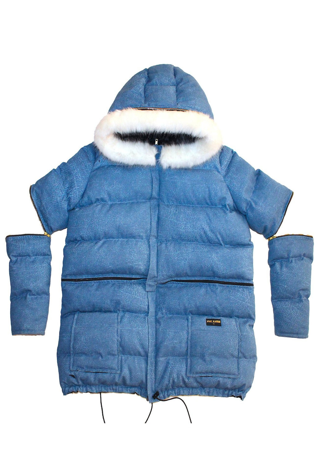 "THE ""ESKIMO"" DOUBLE PUFFER JACKET"