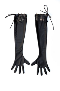 "THE "" SAFETY PIN GLOVES"""