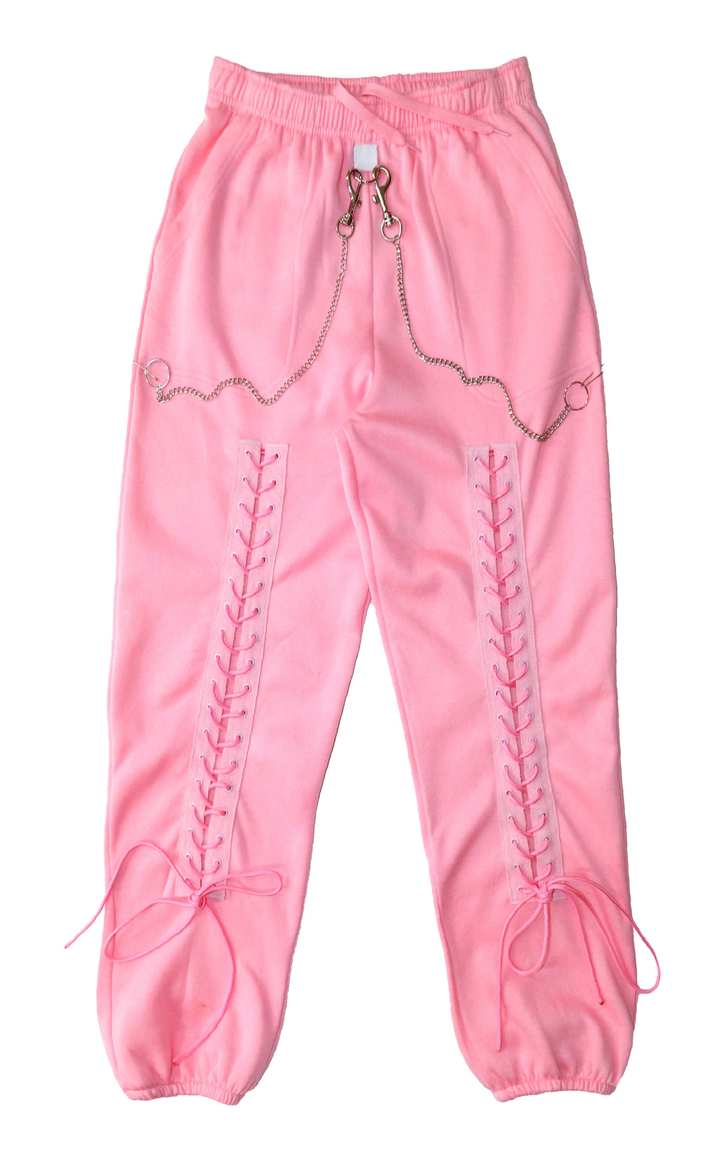 "THE ""ANGEL LACED UP JOGGERS"""