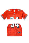 "THE 'MIAMI ""ORANGE JERSEY SET"