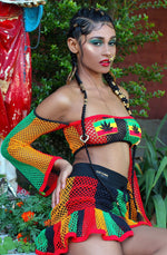 THE 'JAMROCK' SKIRT