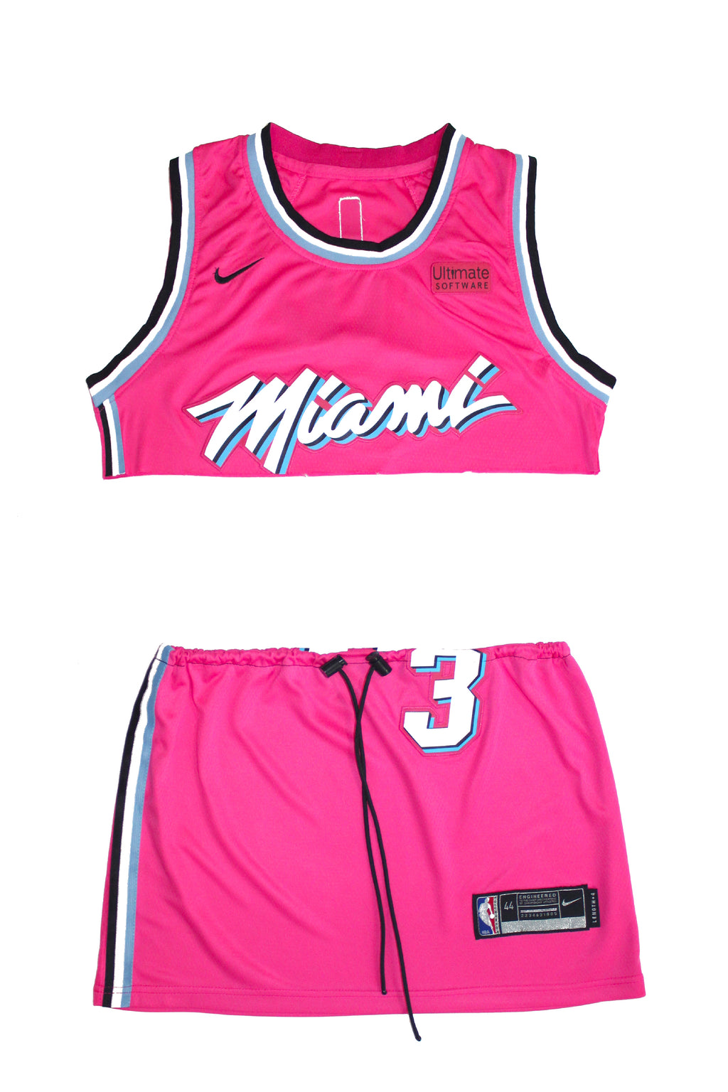 """ MIAMI HEAT  2 PIECES "" JERSEY"