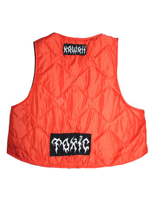 "THE ""  NEON KIDS "" QUILTED VEST"