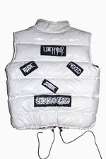 "THE ""MARS"" BUBBLE VEST"