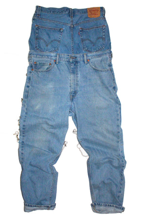 "THE ""LONDON "" MULTIPLE CHAIN JEAN"