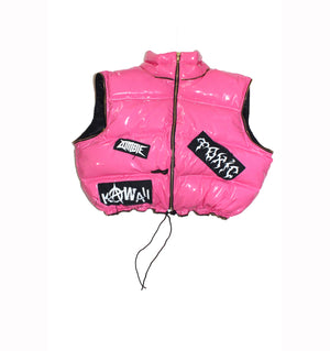 "THE ""TOKYO "" TRANSFORMABLE  BUBBLE JACKET"