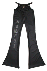 "THE ""AALIYAH DIAMANTE PANTS"" multicolor"