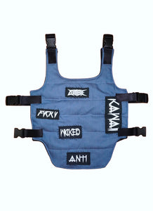 "THE ""ZOMBIE"" BULLET PROOF VEST"