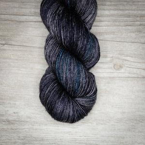 Blue Blood - Merino Linen Singles Dyed to Order