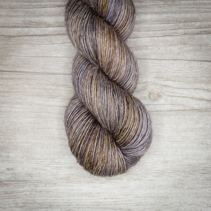 Faded Blooms - Merino Linen Singles Dyed to Order