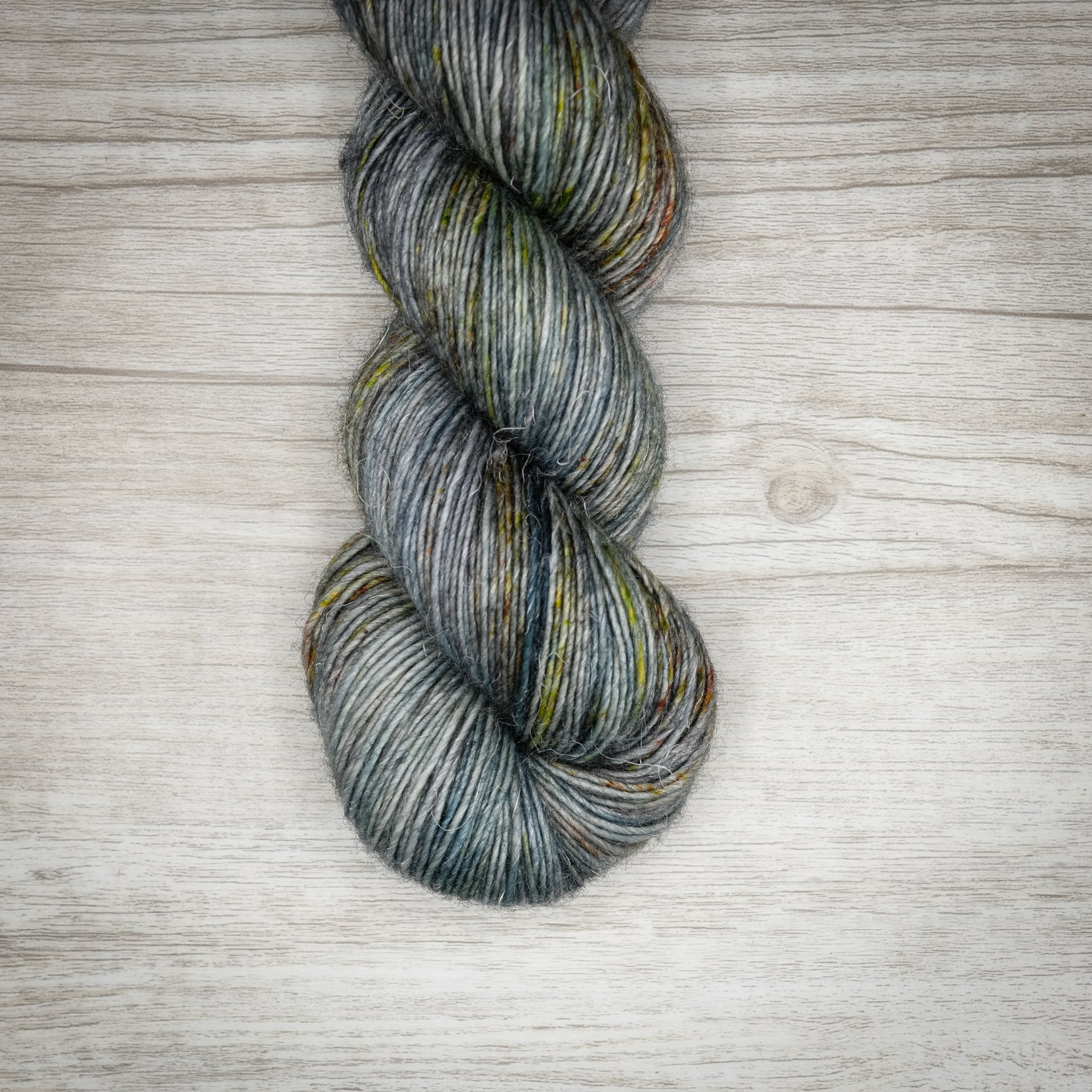 November - Merino Linen Singles Dyed to Order