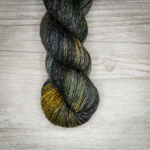 Through the Trees - Merino Linen Singles Dyed to Order