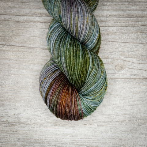 Waterlily - Merino Linen Singles Dyed to Order
