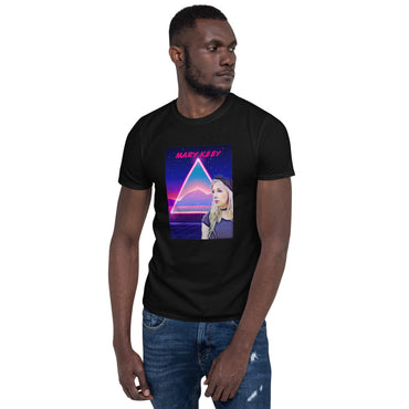 Chasing Stars Collection - Retro Wave Shirt - Short-Sleeve Unisex T-Shirt