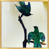 ZBC Emerald Birds by Nicole Wadlington